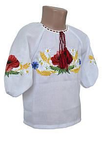 Сорочка Вишиванка дитяча для дівчинки р. 92 - 140