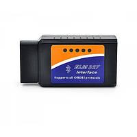 Диагностический сканер адаптер RIAS ELM 327 Wifi Black (2_007046)