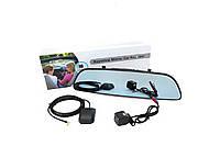 """Зеркало видеорегистратор D35 ANDROID 6.1 3G (LCD 7"""", GPS) (20)"""