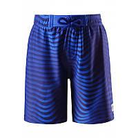 Синие купальные шорты Biitzi размеры 146 лето мальчик TM Reima 536279-6642