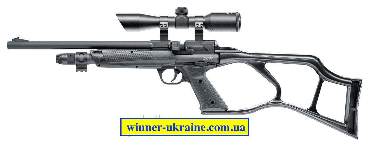 Пневматический пистолет Umarex RP5 Сarbine Kit