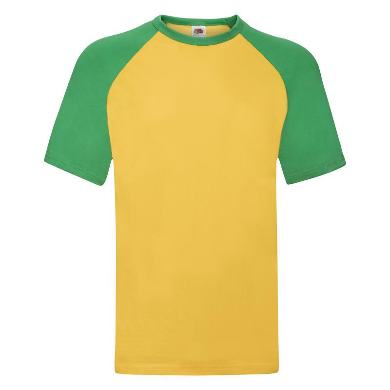 Мужская футболка Baseball T Short sleeve (Размер: 2XL)