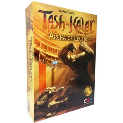 Настольная игра Tash-Kalar: Arena of Legends (с рус. правилами), фото 2