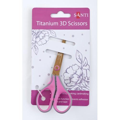 Ножницы титановые 3D