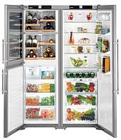 Холодильник side by side Liebherr SBSes 7165 PremiumPlus