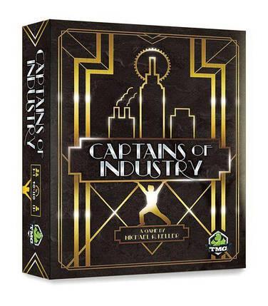 Настольная игра Captains of Industry, фото 2