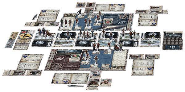 Настольная игра Мёртвый сезон. Война колоний (Dead of Winter: Warring Colonies), фото 2