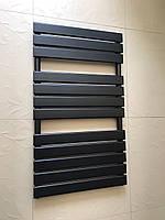 Чорний матовий полотенцесушитель VENCE 12/952 S 950*545