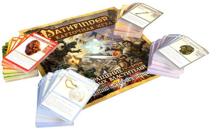 Настольная игра Pathfinder. Возвращение Рунных Властителей, фото 2