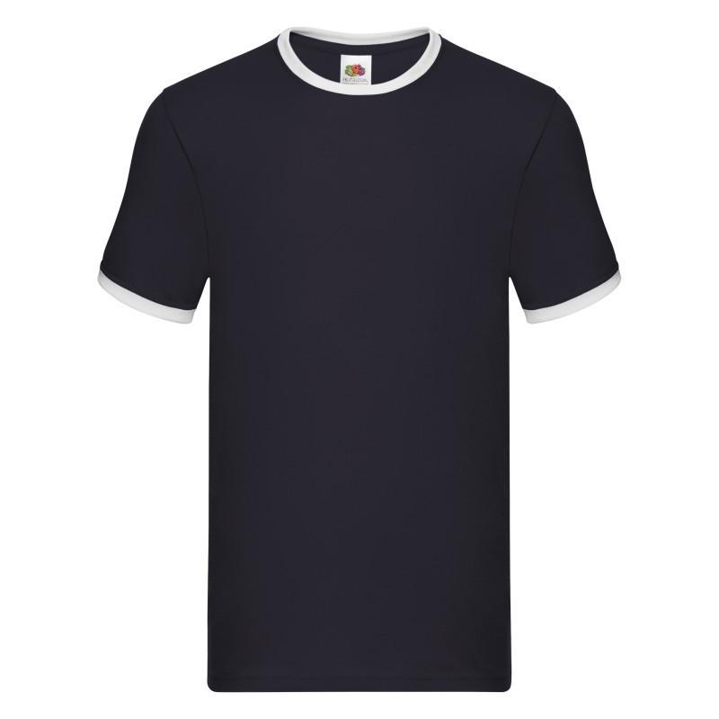 Мужская футболка Ringer T (Размер: 2XL)