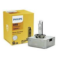 Ксеноновая лампа Philips D5S Xenon Standard 35W (12410C1) (1pcs carton)