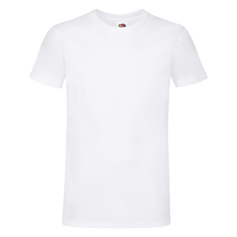 Мужская футболка Sofspun Tee MENS (Цвет: Белый; Размер: 2XL)
