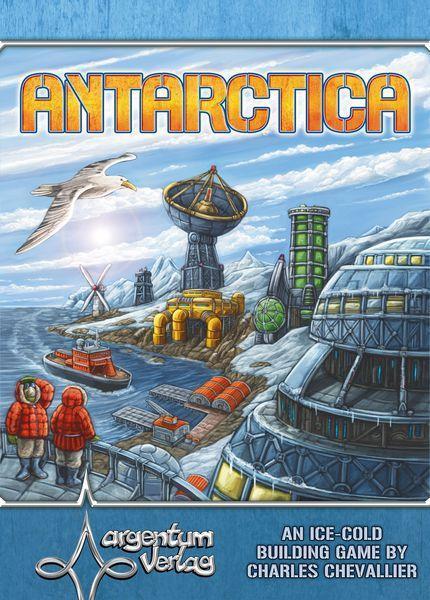 Настольная игра Antarctica