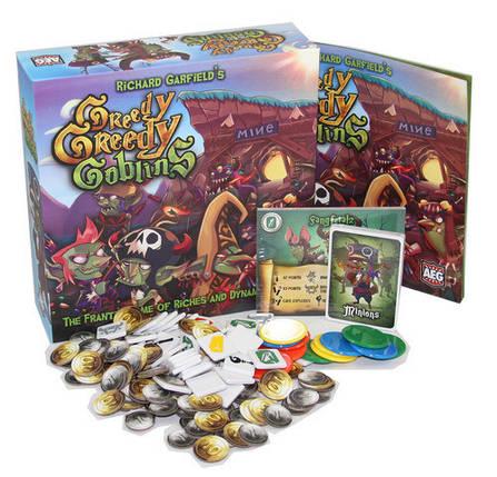 Настольная игра Greedy, Greedy Goblins eng., фото 2