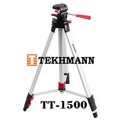 Штатив для лазерного уровня Tekhmann TT-1500 (1,5 м  резьба ¼ дюйма)