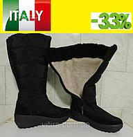 Женские сапоги Paolla производство Италия - Украина. Дутики женские на меху