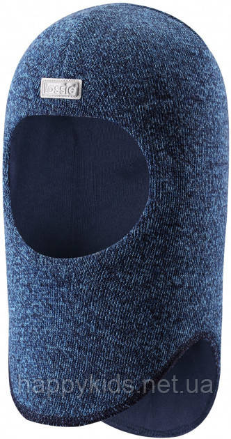 Зимняя шапка-шлем для мальчиков Lassie by Reima Ronel 718774-6951. Размеры 50 - 54.