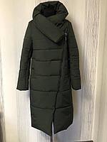 Зимнее женское пальто-Одеяло, в расцветках, р.44-54