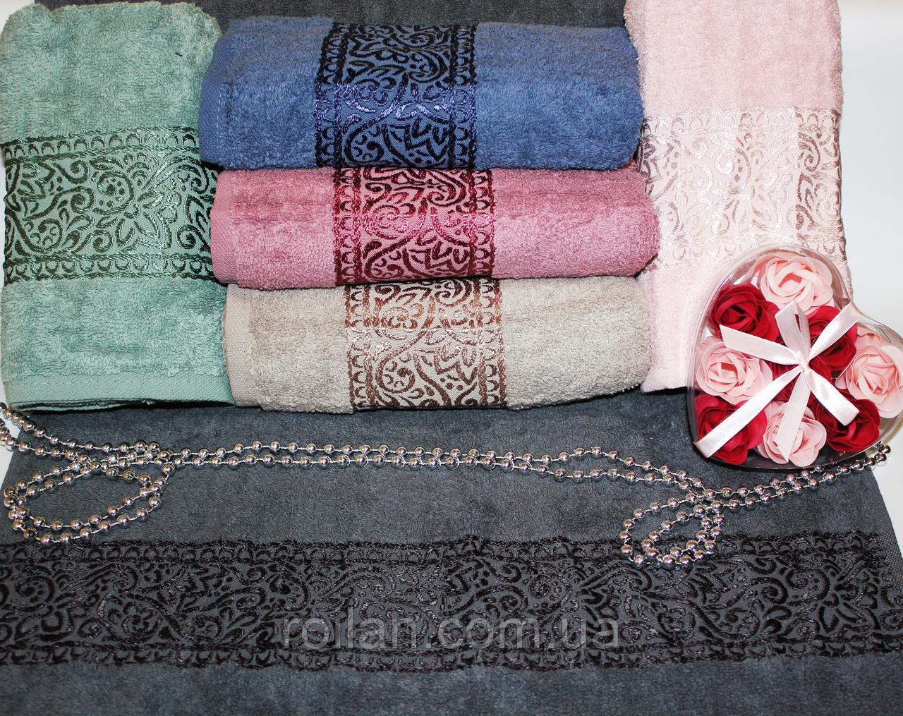 Банные турецкие полотенца Damask