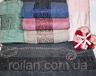 Банныетурецкие полотенца Damask