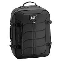 Городской рюкзак CAT Millennial Cargo 38л Черный (83430;01)