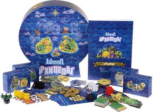 Настольная игра Шакал: Архипелаг (Jackal Archipelago), фото 2