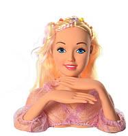 Кукла Defa 8415, голова для причесок 23 см (2 вида)