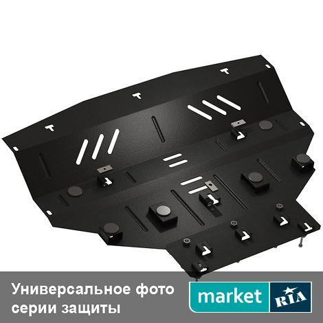 Защита двигателя, КПП и радиатора на Suzuki Grand Vitara (Кольчуга)