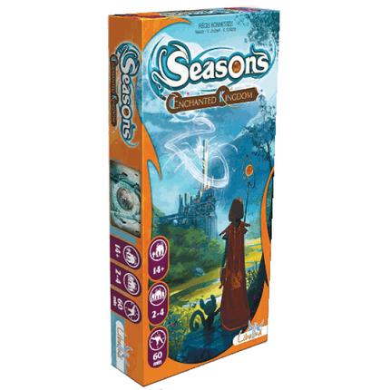 Настольная игра Seasons Enchanted Kingdoms (Сезоны Зачарованные королевства), фото 2
