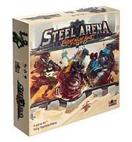 Настольная игра Стальная Арена Бои Роботов по Пятницам (Steel Arena: Friday Night Robot Fight)