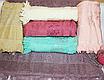Метровые турецкие полотенца Цветок - Бахрома, фото 2
