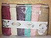 Метровые турецкие полотенца Цветок - Бахрома, фото 3