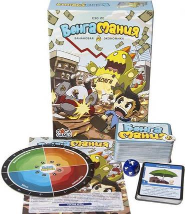 Настольная игра ВонгаМания. Банановая Экономика (Wongamania: Banana Economy), фото 2