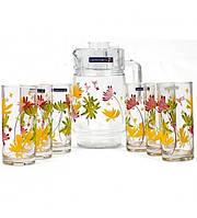 Набор для напитков Luminarc Crazy Flower N0802