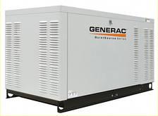 Газовая электростанция GENERAC QT 22 (22 кВА)