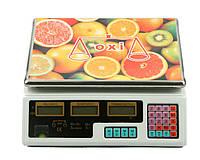 Весы торговые Oxi 40 кг