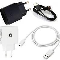 Сетевое зарядное устройство зарядка Huawei (Mate) Type-C 2 в 1 оригинал для, фото 1