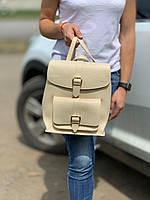 Женский рюкзак кож.зам, фото 3