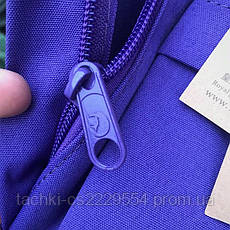 Рюкзак Fjallraven Kanken фиолетовый с радужными шлейками, фото 2