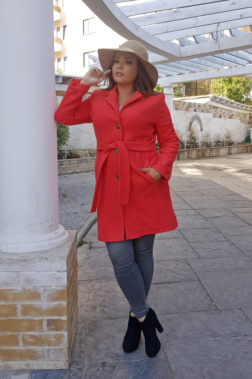 Женское модное пальто 05036