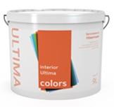Однослойная акриловая краска Colors Interior Ultima 9 л