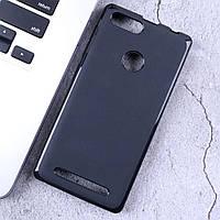Чехол Soft Line для Leagoo Power 2 силикон бампер черный