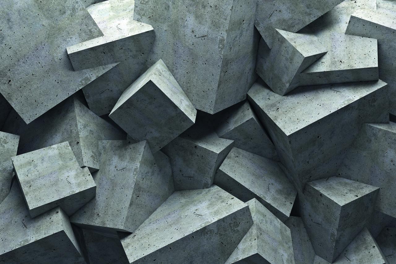 Новый бетон самовосстанавливается за 24 часа, потребляя углекислый газ