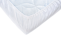 Детский наматрасник в кроватку 60х120см, AQUA STOP LUX