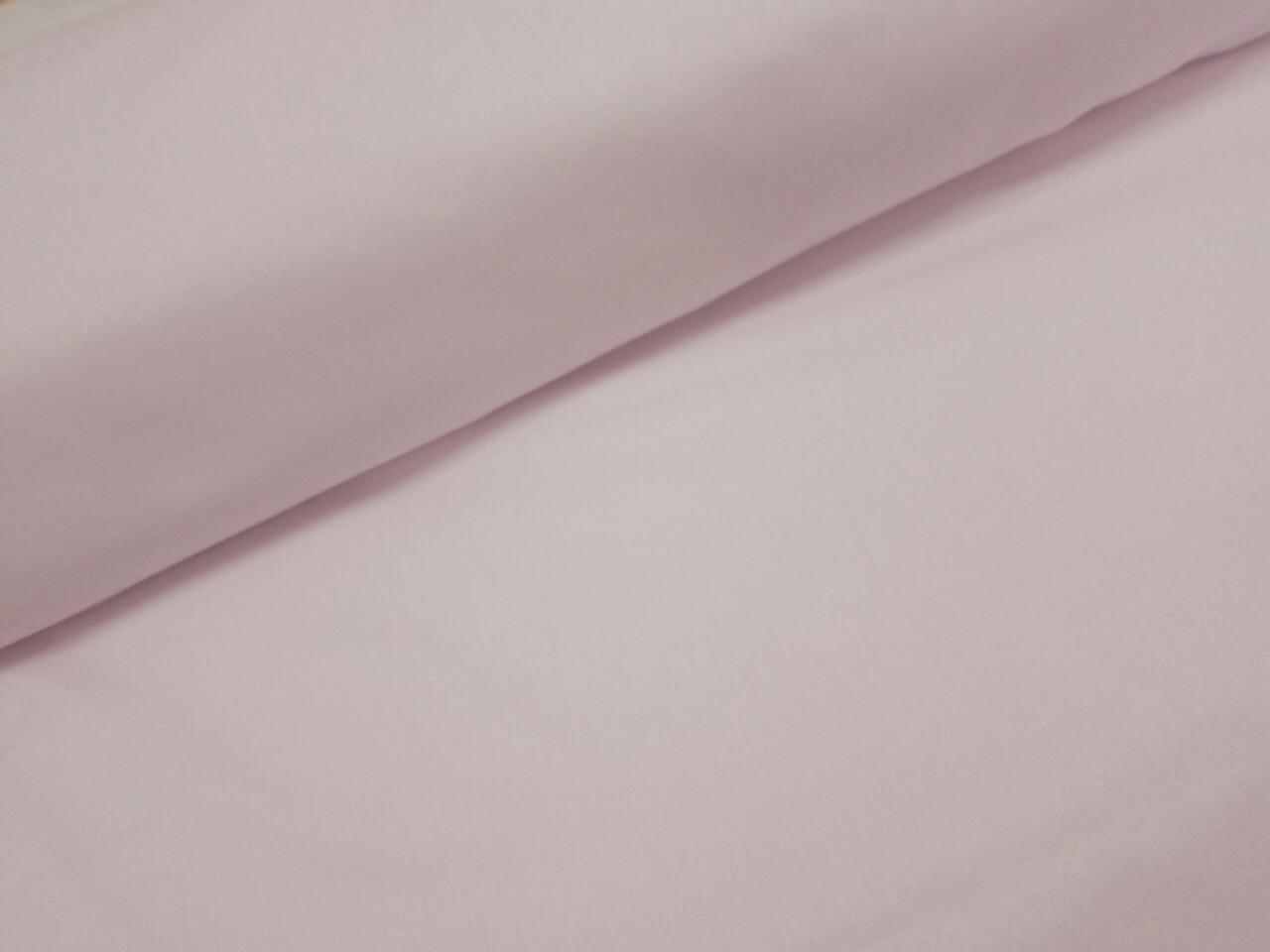 Хлопковая бязь однотонная цвет светло-лиловый