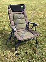 Риболовне коропове крісло Carp Pro Medium 0210