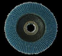 Круг пелюстковий ZA для КШМ Ø125 мм P40