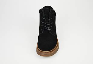 Ботинки демисезонные замшевые 1911, фото 3