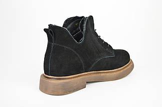 Ботинки демисезонные замшевые 1911, фото 2
