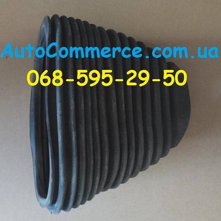 Пыльник кулисы переключения передач КПП JAC 1020 (Джак 1020), фото 2